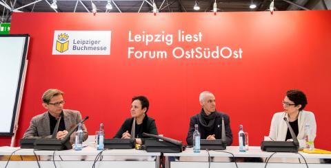 Martin Krafl im Gespräch mit Sylva Fischerová und Jiří Hájíček